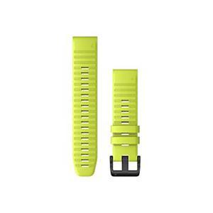 ガーミン(GARMIN) QuickFit F6 22mm Amp Yellow 010-12863-14|y-sofmap