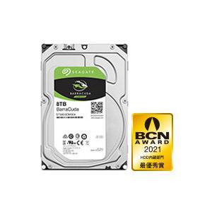3.5インチHDD(SerialATA)/容量:8TB/キャッシュ:256MB/6Gbps対応/※W...