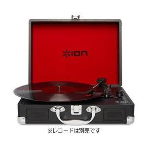 IONAUDIO PC接続・iOS直接録音対応レコードプレーヤー(充電池内蔵・スピーカー搭載) Vinyl Motion IATTS018|y-sofmap