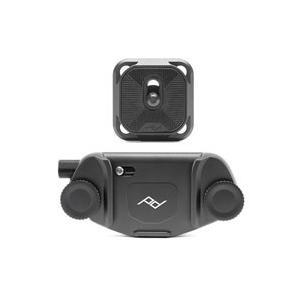 PEAKDESIGN キャプチャー V3 カメラクリップ(カメラキャリーシステム) CP-BK-3 ...