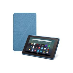 Amazon アマゾン Amazon純正 Fire7 タブレット (第9世代) カバー トワイライトブルー B07KCZCPPQ|y-sofmap