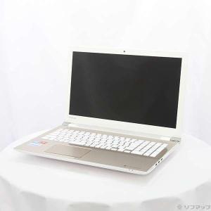 〔中古〕TOSHIBA(東芝) dynabook T75/AG PT75AGP-BJA2 サテンゴールド 〔Windows 10〕〔10/10(木)新入荷〕|y-sofmap