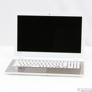 〔中古〕東芝 DynaBook T75/RG (PT75RGP-HHA) サテンゴールド 〔Windows 8.1〕|y-sofmap