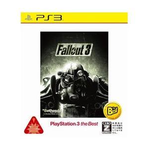 〔中古〕Fallout3 PlayStation 3 the Best 〔PS3〕 〔CEROレーティング「Z」〕|y-sofmap