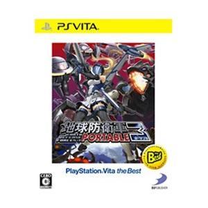 〔中古〕D3 PUBLISHER(ディースリー・パブリッシャー) 地球防衛軍3 PORTABLE PlayStation Vita the Best 〔PSVita〕|y-sofmap