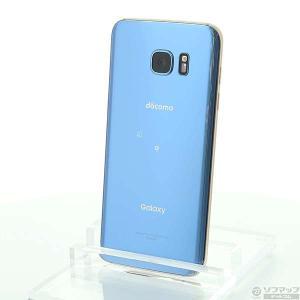 〔中古〕SAMSUNG(サムスン) Galaxy S7 edge SC-02H ブルーコーラル|y-sofmap