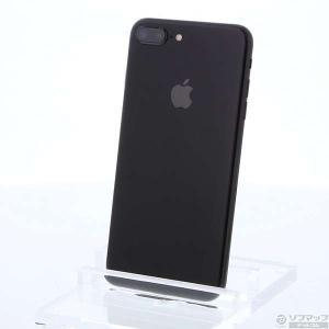 〔中古〕Apple(アップル) iPhone 7 Plus 256GB ジェットブラック MN6Q2J/A docomo(NTTドコモ) 〔SIMロック解除済み〕|y-sofmap