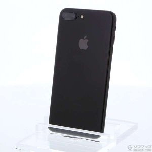 〔中古〕Apple(アップル) iPhone 7 Plus 256GB ジェットブラック MN6Q2J/A SoftBank(ソフトバンク)|y-sofmap