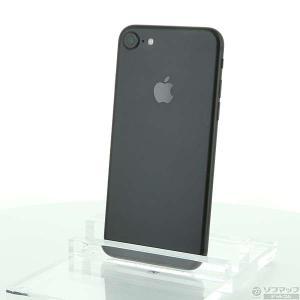 〔中古〕Apple(アップル) iPhone7 32GB ブラック MNCE2J/A auロック解除SIMフリー|y-sofmap