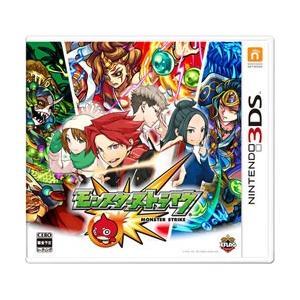 〔中古〕mixi(ミクシィ) モンスターストライク 〔3DS〕