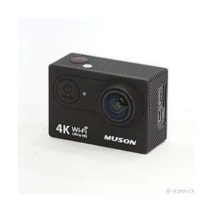 〔中古〕MUSON MUSON MC2 4kアクションカメラ y-sofmap