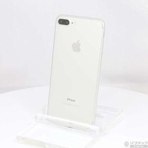〔中古〕Apple(アップル) iPhone7 Plus 256GB シルバー MN6M2J/A SoftBankロック解除SIMフリー|y-sofmap