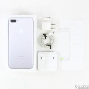 〔中古〕Apple(アップル) iPhone7 Plus 256GB シルバー MN6M2J/A SoftBankロック解除SIMフリー|y-sofmap|05