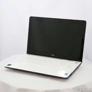 〔中古〕NEC(エヌイーシー) LaVie S PC-LS350RSW-E3 エクストラホワイト 〔NEC Refreshed PC〕 〔Windows 8〕 〔Office付〕 ≪メーカー保証あり≫|y-sofmap