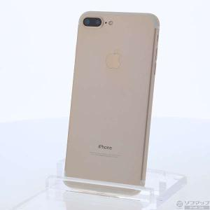 〔中古〕Apple(アップル) iPhone7 Plus 256GB ゴールド MN6N2J/A SoftBankロック解除SIMフリー|y-sofmap
