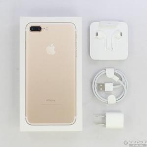 〔中古〕Apple(アップル) iPhone7 Plus 256GB ゴールド MN6N2J/A SoftBankロック解除SIMフリー|y-sofmap|05