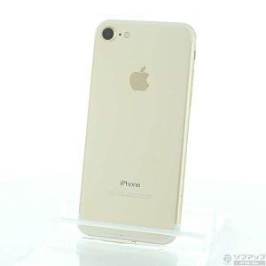 〔中古〕Apple(アップル) iPhone7 32GB ゴールド MNCG2J/A SoftBank|y-sofmap