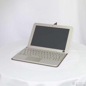 〔中古〕TOSHIBA(東芝) dynabook Tab S90/TG PS90TGP-NYA サテンゴールド 〔Windows 10〕 y-sofmap