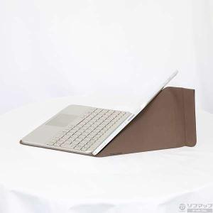 〔中古〕TOSHIBA(東芝) dynabook Tab S90/TG PS90TGP-NYA サテンゴールド 〔Windows 10〕 y-sofmap 02