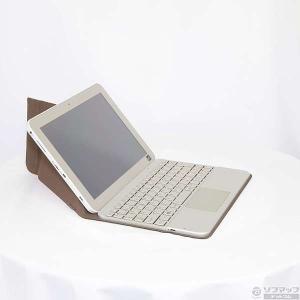 〔中古〕TOSHIBA(東芝) dynabook Tab S90/TG PS90TGP-NYA サテンゴールド 〔Windows 10〕 y-sofmap 04