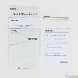 〔中古〕TOSHIBA(東芝) dynabook Tab S90/TG PS90TGP-NYA サテンゴールド 〔Windows 10〕 y-sofmap 05