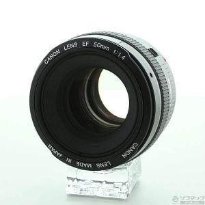 〔中古〕Canon(キヤノン) Canon EF 50mm F1.4 USM (レンズ)|y-sofmap