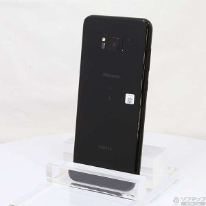 〔中古〕SAMSUNG(サムスン) GALAXY S8+ 64GB ミッドナイトブラック SC-03J docomo y-sofmap