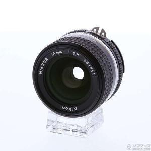 〔中古〕Nikon(ニコン) 〔展示品〕 Nikon Ai Nikkor 28mm F2.8S (マニュアルフォーカスレンズ)|y-sofmap