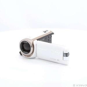 〔中古〕Panasonic(パナソニック) HC-W580M-W ホワイト/HCW580M/W〔10/15(火)新入荷〕|y-sofmap