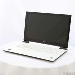 〔中古〕NEC(エヌイーシー) LaVie Note Standard PC-NS150BAW エクストラホワイト 〔NEC Refreshed PC〕 〔Windows 8〕 ≪メーカー保証あり≫|y-sofmap