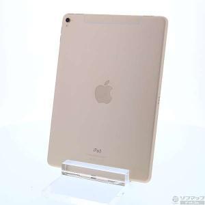 〔中古〕Apple(アップル) iPad Pro 9.7インチ 32GB ゴールド NLPY2J/A SIMフリー|y-sofmap