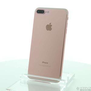 〔中古〕Apple(アップル) iPhone7 Plus 256GB ローズゴールド MN6P2J/A auロック解除SIMフリー|y-sofmap