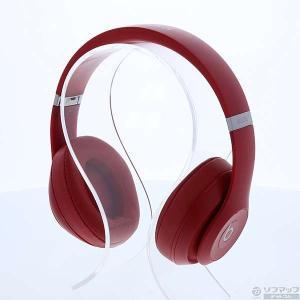 〔中古〕Beats by Dr. Dre 〔展示品〕 Beats Studio3 Wireless MQD02PA/A レッド|y-sofmap