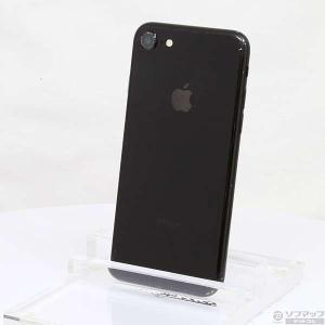 〔中古〕Apple(アップル) iPhone7 256GB ジェットブラック MNCV2J/A SoftBankロック解除SIMフリー|y-sofmap