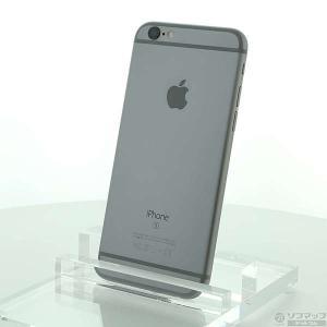 〔中古〕Apple(アップル) iPhone6s 16GB スペースグレイ MKQJ2J/A docomoロック解除SIMフリー y-sofmap