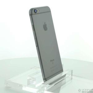 〔中古〕Apple(アップル) iPhone6s 16GB スペースグレイ MKQJ2J/A docomoロック解除SIMフリー y-sofmap 02