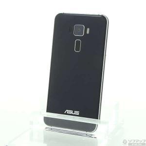 〔中古〕ASUS(エイスース) ZenFone 3 32GB サファイアブラック ZE520KL-B...