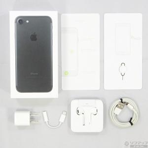 〔中古〕Apple(アップル) iPhone7 128GB ブラック MNCK2J/A SoftBank 〔ネットワーク利用制限▲〕|y-sofmap|05