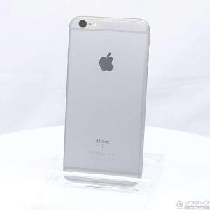 〔中古〕Apple(アップル) iPhone6s Plus 64GB スペースグレイ MKU62J/A auロック解除SIMフリー y-sofmap