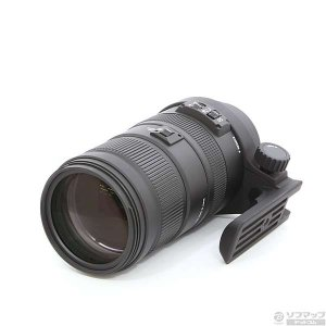 〔中古〕SIGMA(シグマ) SIGMA AF 120-400mm F4.5-5.6 APO DG OS HSM (Canon用)|y-sofmap