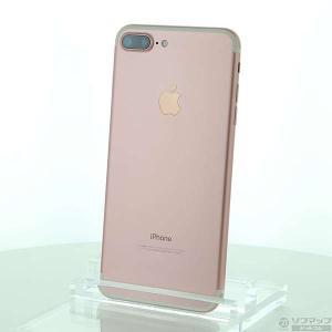 〔中古〕Apple(アップル) iPhone7 Plus 256GB ローズゴールド MN6P2J/A docomoロック解除SIMフリー|y-sofmap