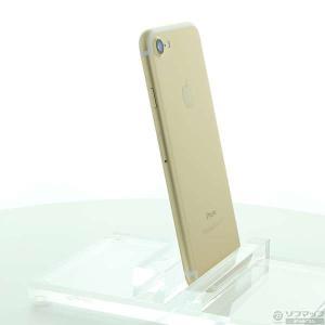 〔中古〕Apple(アップル) iPhone7 32GB ゴールド MNCG2J/A au 〔ネットワーク利用制限▲〕|y-sofmap|04