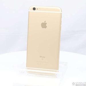 〔中古〕Apple(アップル) iPhone6s Plus 16GB ゴールド MKU32J/A auロック解除SIMフリー|y-sofmap