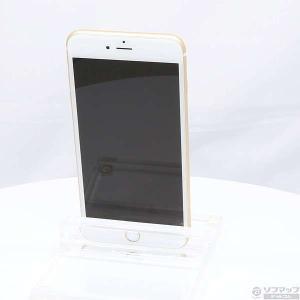 〔中古〕Apple(アップル) iPhone6s Plus 16GB ゴールド MKU32J/A auロック解除SIMフリー|y-sofmap|03