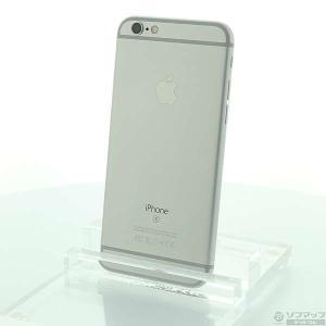 〔中古〕Apple(アップル) iPhone6s 128GB シルバー MKQU2J/A SoftBankロック解除SIMフリー|y-sofmap
