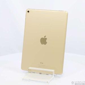 〔中古〕Apple(アップル) iPad Pro 9.7インチ 32GB ゴールド MLPY2J/A SoftBank 〔ネットワーク利用制限▲〕|y-sofmap
