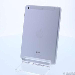 〔中古〕Apple(アップル) iPad mini 3 128GB シルバー MGJ32J/A do...