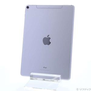 〔中古〕Apple(アップル) iPad Pro 10.5インチ 64GB スペースグレイ MQEY2J/A au 〔ネットワーク利用制限▲〕|y-sofmap