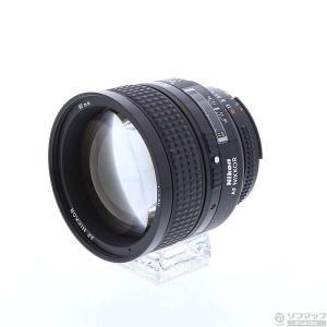 〔中古〕Nikon(ニコン) Nikon AF 85mm F1.4 D (レンズ)|y-sofmap
