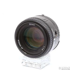 〔中古〕Nikon(ニコン) Nikon AF 50mm F1.4 (NEW)(1991年モデル) (レンズ)|y-sofmap